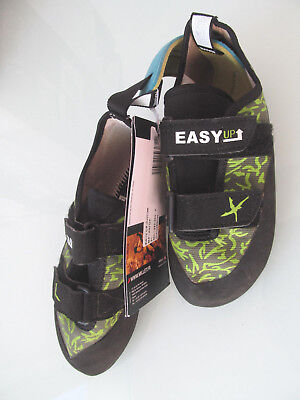 CHAUSSONS ESCALADE MILLET Easy Up Junior Macaw green MIG1229 Taille 29