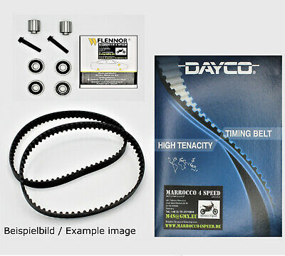 Ducati Zahnriemen Spannrollen Set Kit Monster 1000 S2R 1000ie Sie Dark Senna