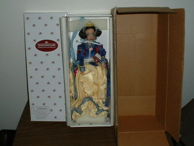 MADAME ALEXANDER DOLL SNOW WHITE 01312 NEW IN ORIGINAL BOX w/ PAPERS