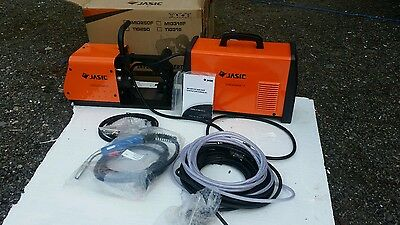 New - Jasic Pro MIG 250 Seperate Wire Feed. MIG/TIG/MMA Welder - No Reserve