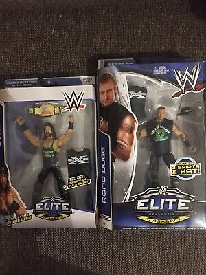 WWE Elite Flashback XPac Road Dogg