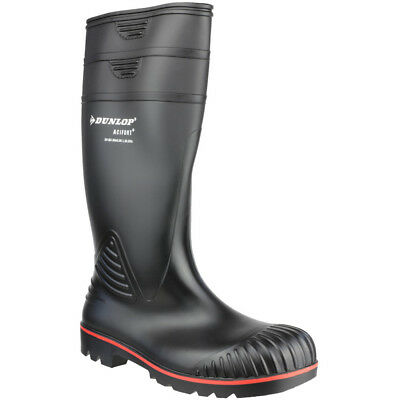 Dunlop Mens Acifort Heavy Duty Full Safety Wellington A442031