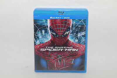 The Amazing Spider-Man (Blu-ray/DVD, 2012)  Free Same Day Shipping!
