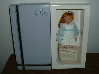 Kish & Company Doll Sunday Best Collection Melissa New In Original Box
