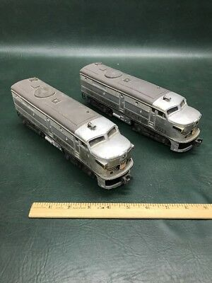 Lionel 2023 Union Pacific  Diesel Locomotive Set (Silver & Gray) Untested