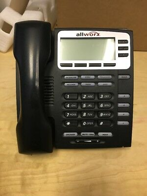 POLYCOM VOICESTATION 9204G USED Allworx | VOIP | IP Desktop Phone | Business