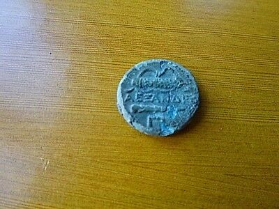 King of Macedonia Alexander III the Great 336-323 BC Ancient Greek Bronze Coin