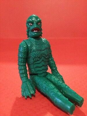 Vintage Remco Monsters Creature from the Black Lagoon Action Figure 1981 80s Toy