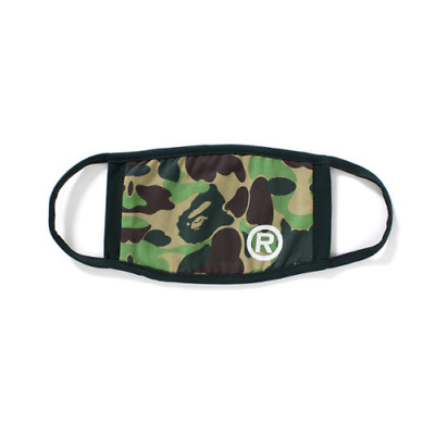 A Bathing Bape Fashion Face Mask