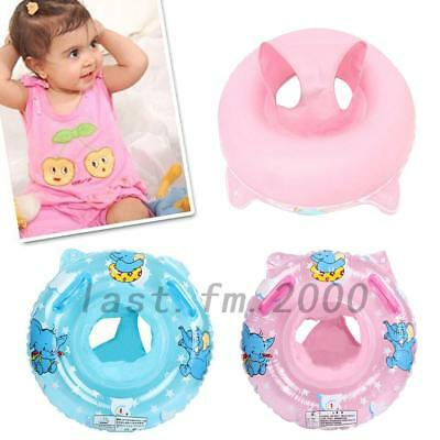 Newborn Infant Inflatable Swimming Neck Float Ring Babies Safety Aid Circle Toys