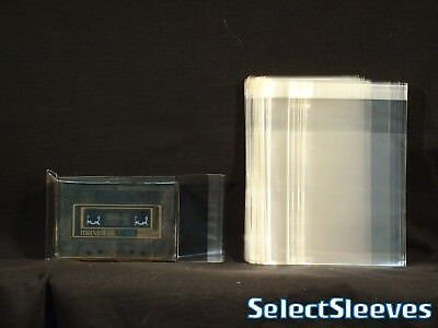 Cassette Case Outer RESEALABLE SelectSleeves Import Japan SALE Archival 100
