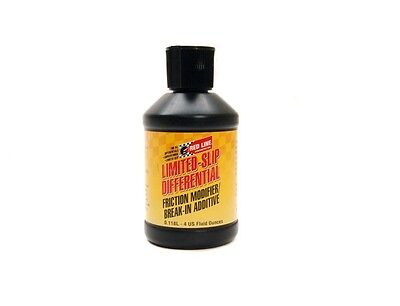Redline Synthetic Differential Oil Limited Slip Posi Additive Friction Mod 906