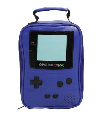 Nintendo Game Boy Color Lunch Bag Insulated New