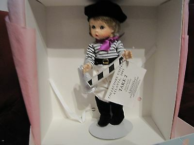 """VERY RARE, LIMITED EDITION Madame Alexander 8"""" Wendy Take 2 Doll"""