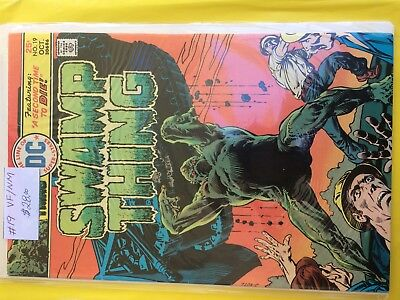 #19  Swamp Thing  Vf/ Nm   50% To 70% Discount