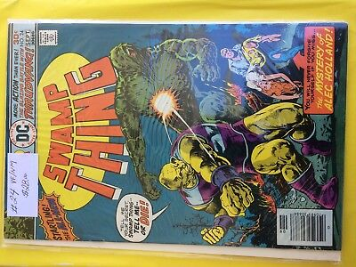 #24   Swamp Thing   Vf/ Nm   50% To 70% Discount