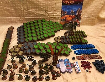 Heroscape Master Set: Rise Of The Valkyrie 100% Complete Master Set