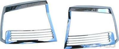 '06 '07 & '08 Dodge Charger - left and right tail light CHROME ACCENTS (pair)