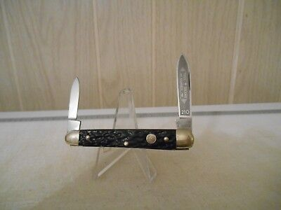 Vintage Boker Solingen Germany Tree Brand Classic 210 Pocket Knife