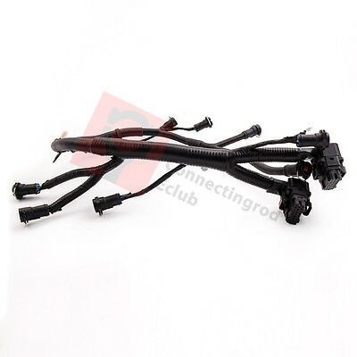 Fit 2005-07 Ford F450 Truck V8 6.0L Diesel Fuel Injector Module Wiring Harness
