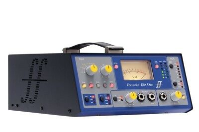 Focusrite ISA One Classic Single-channel Mic Pre-Amplifier with Independent D.I.