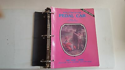 Evolution of the Pedal Car, Vol. 2: with Price Guide, Pre 1900-1980s