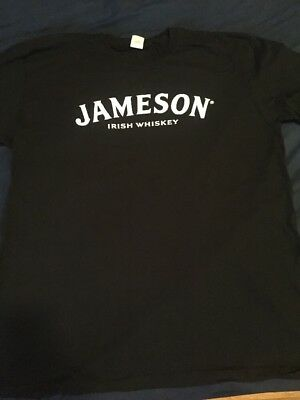 Jameson Irish Whiskey Men's XL T Shirt