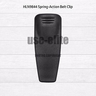 HLN9844 Belt Clip For MOTOROLA HT750 HT1250 HT1550 CP185 GP1280 Handheld Radio