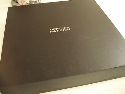 Brand NEW OFFICINE PANERAI 00255 PAM Dealer Display Wall Clock