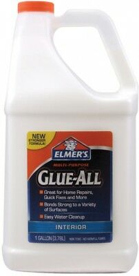 ELMERS 128-fl oz Bonding Multipurpose Interior Adhesive AP Non-toxic White Glue