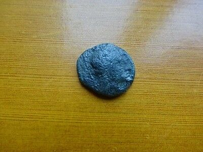 Ancient Greek Bronze Coin Unknown 350 BC - 50 AD Very Rare