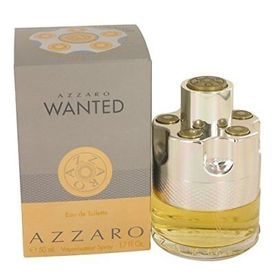 Azzaro Wanted 50 ml Eau de Toilette NEU & OVP