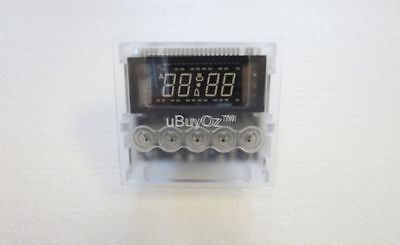 816290735 Smeg Oven Electronic Timer Clock Genuine