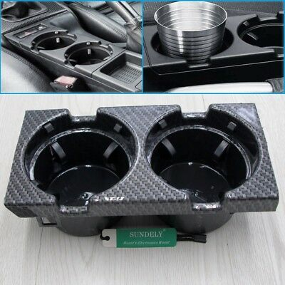 Front Center Console Cup/drinks Holder For Bmw 3 Series E46 51168217953
