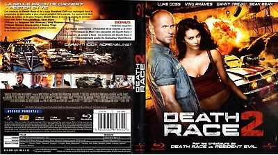 Death Race 2 - Rhames - Trejo - Blu Ray - Occasion !!!!!