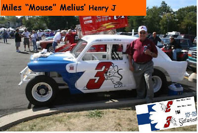CD_929 #3 Miles 'Mouse' Melius 1:25 Scale Decals