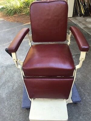 Antique Dentist Chair...Very Nice