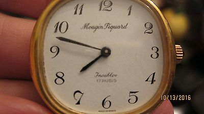 Authentic French Vintage Mougin Piquard Watch