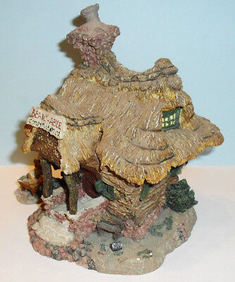 Collectible - Boyds Bearly-Built Villages Bungalow Nib