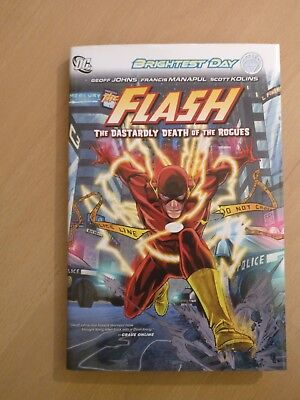 DC Flash - The dastardly death of The rouges Englisch