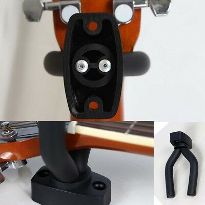 Wall Hanger Mount Holder Hook Stand Bracket Rack Acoustic Electric Bass Guitar~