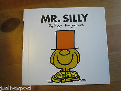 Mr Silly (Book 10) NEW.  BUY 3 MR MEN BOOKS GET ANOTHER FREE!