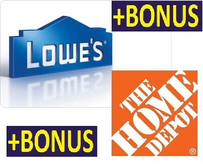 FREE 3X THREE 10% OFF LOWE Coupons  4 buying Lowes / Home Depot Shoppers Weapon