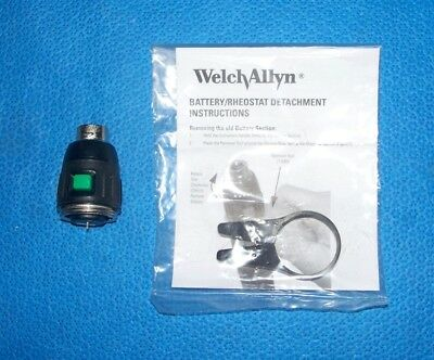 Welch Allyn 71970 Rheostat Replacment Kit (For The Lithium Ion Smart Handle) New