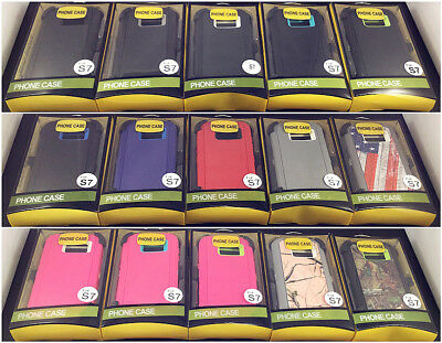 NEW CASE For Samsung Galaxy S7 Defender W (Belt Clip Fits Otterbox )