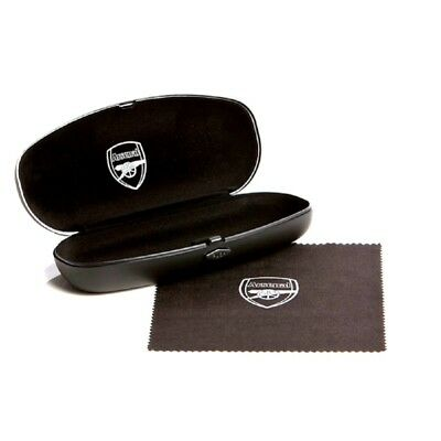 Official Football Clubs Black Glasses Case
