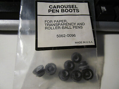 5061-7636 Hp Carousel Pen Boots New Nos Bags Of 8 Each