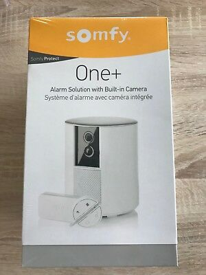 Somfy ONE+ All in ONE Plug & Play Alarmanlage, NEU und OVP