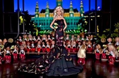 Ooak Barbie Formal evening gown Dress Outfit