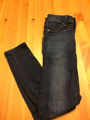ABERCROMBIE KIDS Girls Stretch Jeggings Jeans Denim Size 10